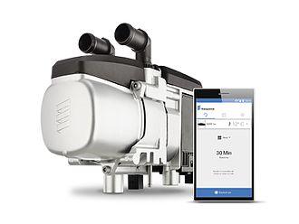 Eberspächer - Eberspächer Hydronic S3 Economy water heater with operating element EasyStart Web