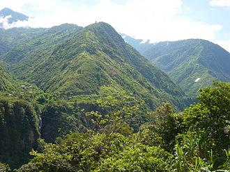 Tungurahua Province - Landscape near Baños