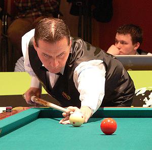 Eddy Merckx (billiards player) - Image: Eddy Merckx (carom billiards player) 01