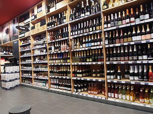 File:Edeka, Cité, Baden-Baden, Alkoholische Getränke Bild 5.JPG ...