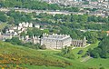 Edinburgh Holyrood Palace from Arthur's Seat 02.JPG