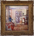 Edouard vuillard, il pittore ker-xavier roussel e sua figlia, 1903, 01.jpg