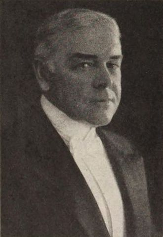 Edward McWade - From a 1920 magazine