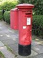 Edward VII postbox, Tankerville Terrace - geograph.org.uk - 1568210.jpg