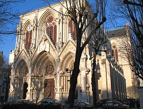 Image illustrative de l'article Église de la Rédemption de Lyon