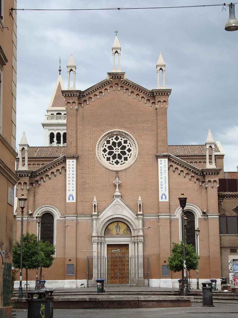 Eglise S: t Mary Immaculate Rome.JPG