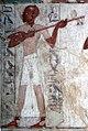 Egyptian lute, male musician, Rekhmire tt100 bg 429.jpg
