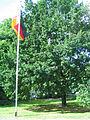 Eiche und Basaltsäule, Joseph Beuys, Düsseldorf (2).jpg