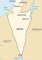 Eilat Israel Map.png