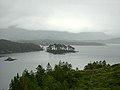 Eilean Ruairidh Beag on Loch Maree - geograph.org.uk - 216819.jpg