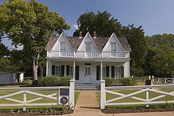 Eisenhower Birthplace State Historic Site in 2009.jpg