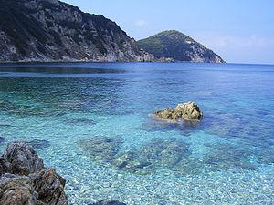 Elba - Enfola Beach, Elba