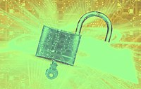 Electronic-security artwork (lock & circuit-board patterns).jpg
