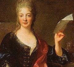 Élisabeth Jacquet de La Guerrepainted by François de Troy