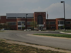 Elizabethtown Community and Technical College - Image: Elizabethtowncommuni tycollege