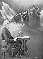 Emancipation, with Christopher Sholes at typewriter.jpg