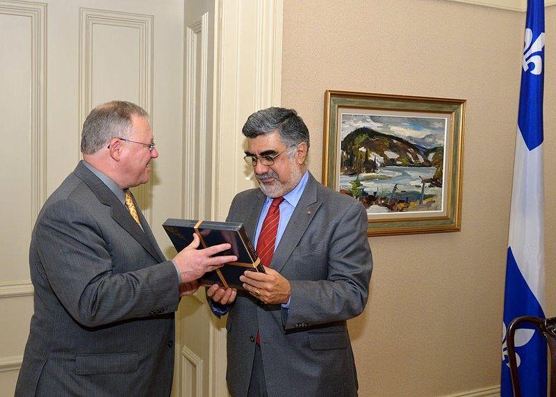 File:Embajador del Perú en Canadá efectuó una visita oficial al gobierno de Quebec (10691981716).jpg