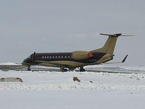 Embraer 135 of DC Aviation In Belgorod.jpg