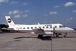 Embraer EMB-110P1 Bandeirante, PBA - Provincetown-Boston Airline AN0578560.jpg