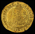 England (Great Britain) 1644 Triple Unite of Charles I (obv).jpg