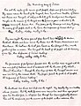 English translation of Jana Gana Mana in Tagore's handwriting page 1.jpg