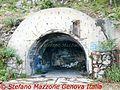 Enorme Bunker-rifugio nel Monte Moro.INGRESSO foto di STEFANO MAZZONE GENOVA ITALIA - panoramio.jpg