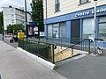 Entrée Station Métro Maisons Alfort Stade Maisons Alfort 1.jpg