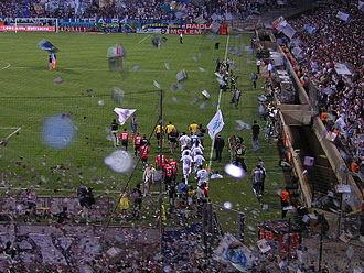 Stade Vélodrome - Image: Entrée des joueurs