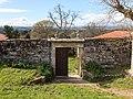Entrada. Casa de Otero Pedrayo. Trasalba. Amoeiro. Galiza.jpg