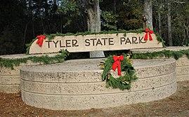 Tyler State Park (Texas) - Wikipedia