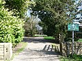 Entrance to The Bothy, Harewood Estate - geograph.org.uk - 154110.jpg