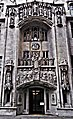 Entrance to the Supreme Court at Middlesex Guildhall, London, 2010.jpg