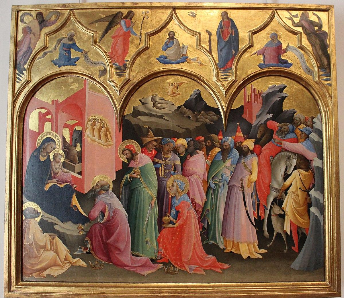 File:Epifanía Monaco Uffizi 01.JPG - Wikimedia Commons