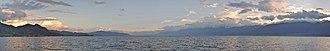 Erhai Lake - Image: Erhai north Panorama