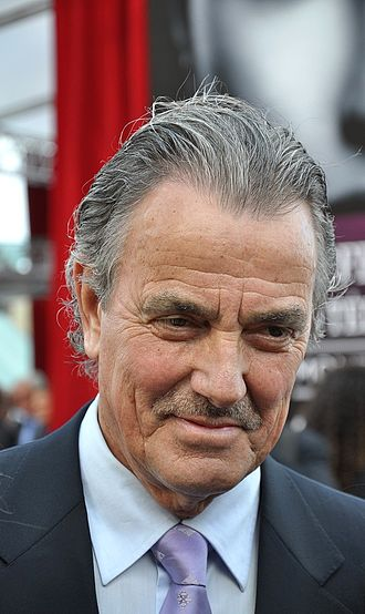 Victor Newman - Eric Braeden stated that Victor always uses money to get what he wants.