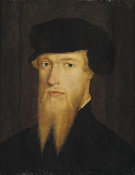 Erik XIV (1533-1577) (Domenicus Verwilt) - Nationalmuseum - 17913