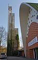 Erlöserkirche Turm von Norden.jpg