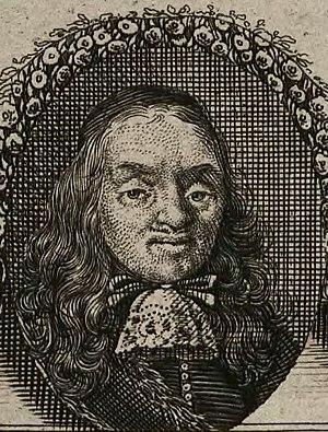 Esaias Reusner - portrait of Esaias Reusner