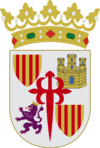Coat of airms o Villanueva de los Infantes
