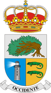 Coat of arms of La Frontera