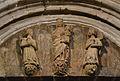 Escultures de la portalada del claustre, museu Diocesà d'Osca.JPG