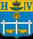 Wappen von Pau