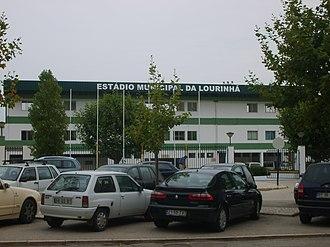 S.C. Lourinhanense - Estadio Municipal da Lourinhã