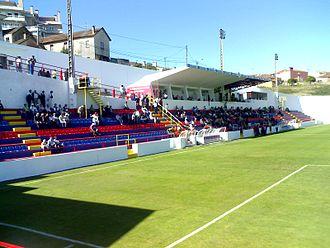 U.D. Oliveirense - Estádio Carlos Osório