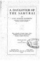 Etsu Inagaki Sugimoto - A Daughter of The Samurai (1925).pdf