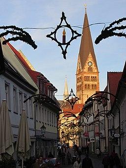 Kronenstraße in Ettlingen