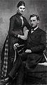 Eugene Dubois & Anna Lojenga 1887.jpg