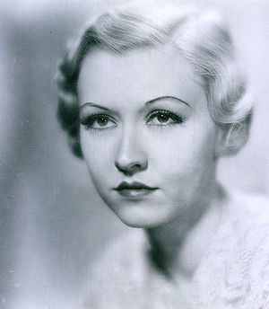 Evalyn Knapp - in 1934