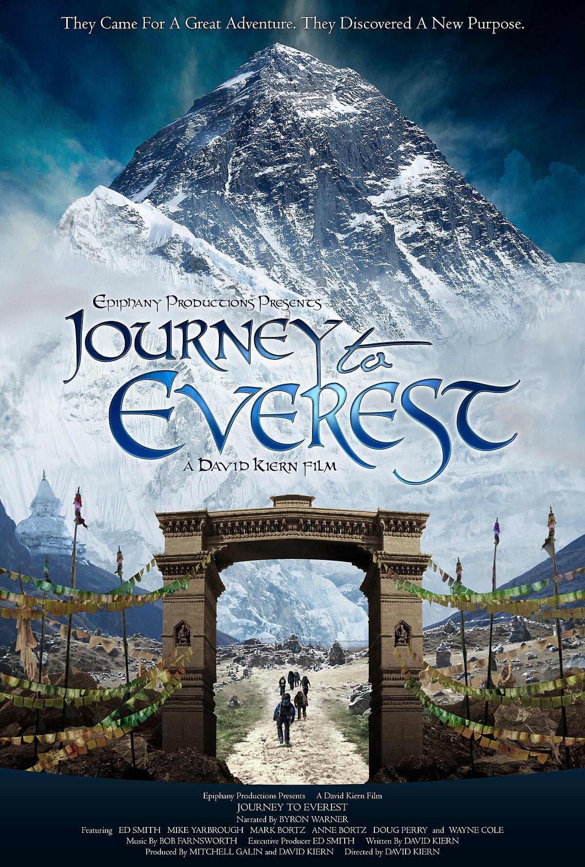 Journey to Everest - Wikipedia