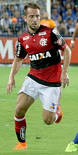 Éverton Ribeiro Brazilian association football player